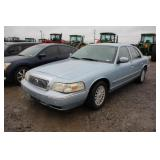2007 Mercury Grand Marquis Car