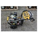Unused Dewalt 3400 PSI Gas Pressure Washer