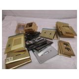 Lot Of Face Plates For Outlets & Light Switches