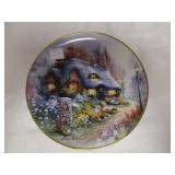 "The Cottage On Daisy Lane 8""  Numbered Collector"