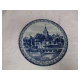 Delfts Blauw Plate Made In Holland