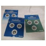 Philishave Electric Replacement Heads 3 Packs