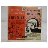 Bing Crosby The Small One & Happy Prince LP