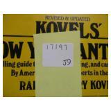 Book: Kovel