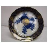 Doulton Burslem Persian Spray Decorative Plate
