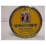 Troost Aromatic Tobacco Tin Made In Holland