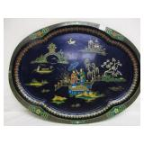 Daher Decorated Ware Plate 1971