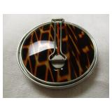 Biarritz West Germany Mirrored Compact