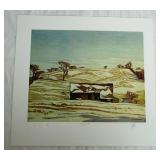 Early Winter A.J Casson Print # 263/300