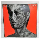 Rolling stones record album tattoo you