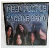 Deep Purple record Album Machine head