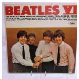 Beatles record album VI