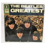 Beatles record album Greatest Made in Germany