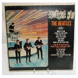 Beatles record album Something new