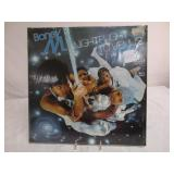Boney M record Album Nightflight to Venus