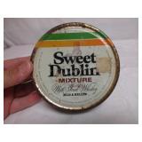 Vintage Sweet Dublin Mixture Tobacco Tin