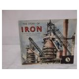 Book- The Story Of Iron  First Published 1948