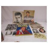 Large Lot Elvis Presley Pictures Memorabilia