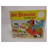 BBC TV Book Giveaway Kids Sir Prancelot 1972