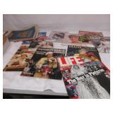 Large LOt of Royalty Paper Souvenir Magazines etc