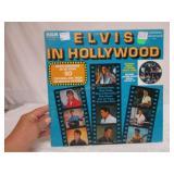 Elvis Presley LP Vintage Vinyl Record in Hollywood