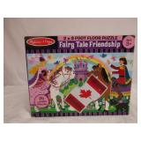 2 x 3 foot Floor Puzzle Fairy Tale Friendship