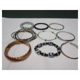 Vintage Jewelry Lot  Bracelets