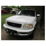 98 Ford F-150 Extended Cab