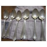 12) Silver Spoons