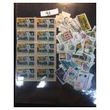 Mixed Collectible Used Stamps