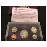 United Stes Mint Proof Set 1991