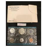 1963 U.S Mint Uncirculated Coins