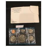 1977 U.S Mint Uncirculated Coins