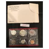 1964 U.S Mint Uncirculated Coins