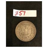 United States One Dollar 1890