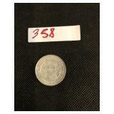 Moroco Franc Coin