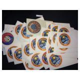 NASA Apollo/COI-03 Joint Mission Envelopes 50ea