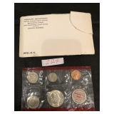 1970 U.S Mint Uncirculated Coins