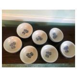 Nice Set of (12) Pfaltzgraff Yorktowne Bowls