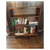 3 Shelf Bookcase (books not included)
