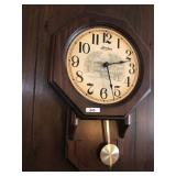 Linden Wall Clock