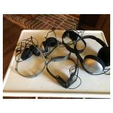 Lot Including Sony Headphones, etc...