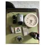 Lot Office Supplies incl. Stapler, Calculator,