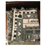 Lancaster Pennsylvania Blanket