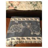 Cat Themed Blanket