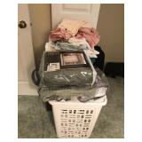 Lot Linens, Storage Crate, Hamper, Panels, etc...