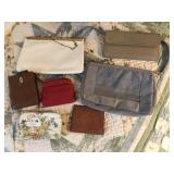 Lot of Purses and Clutches
