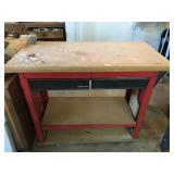 Craftsman 2-Drawer Work Table/Bench