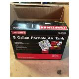 Craftsman 5 Gallon Portable Air Tank (new in box)