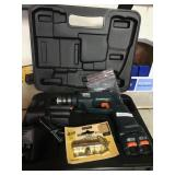 Black & Decker Cordless Drill in Case